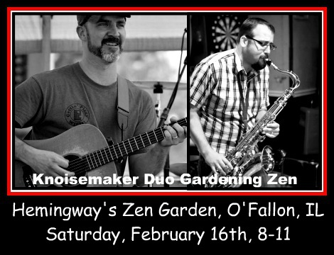 Knoisemaker Duo 2-16-19