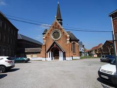 Saint-Venant Chapelle de l'ancien hospice