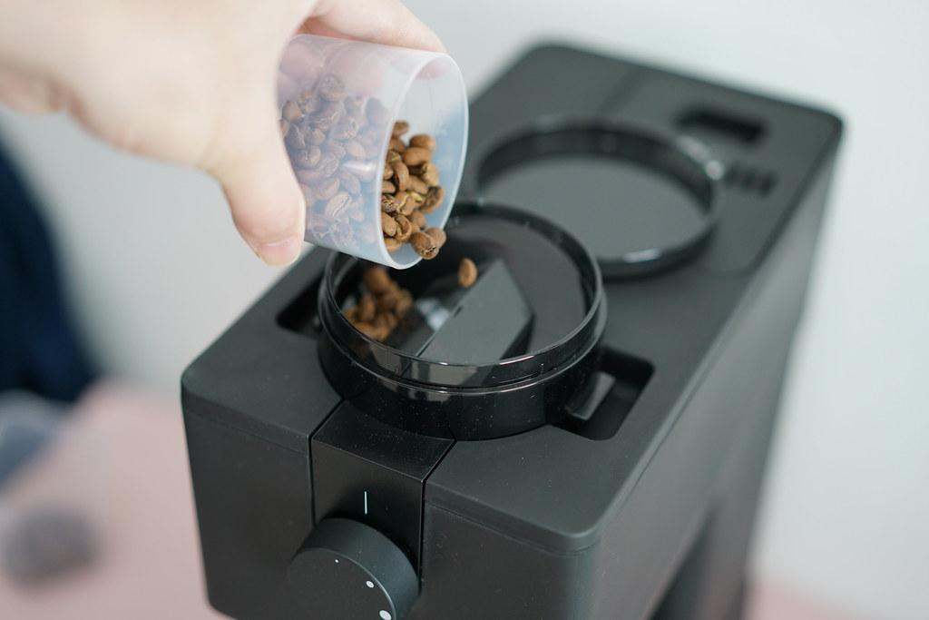 ツインバード全自動コーヒーメーカー_9