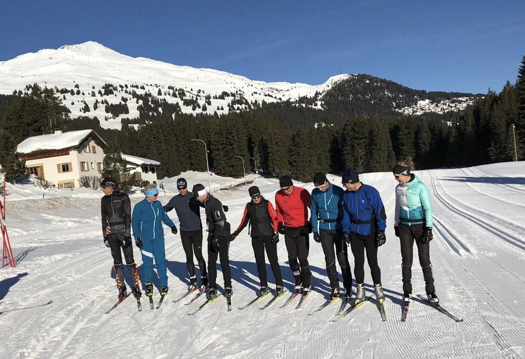 2019 Skiweekend Lenzerheide
