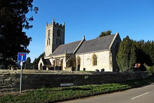 Welford On Avon Church