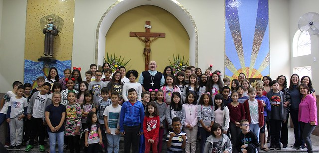 Visita Pastoral de Dom Edmilson - Sto. Antônio Vl. Augusta