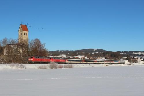 218 420 + 218 422 Stein (Allgäu) 15 02 2019
