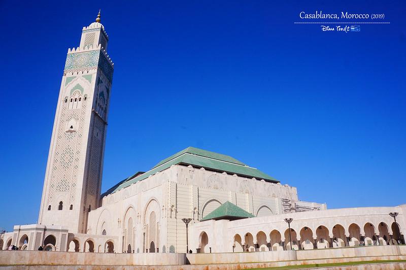 Morocco Casablanca Hassan II Mosque 01