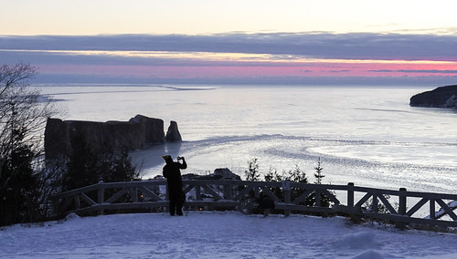 Cold Morning at Percé | by Danny VB