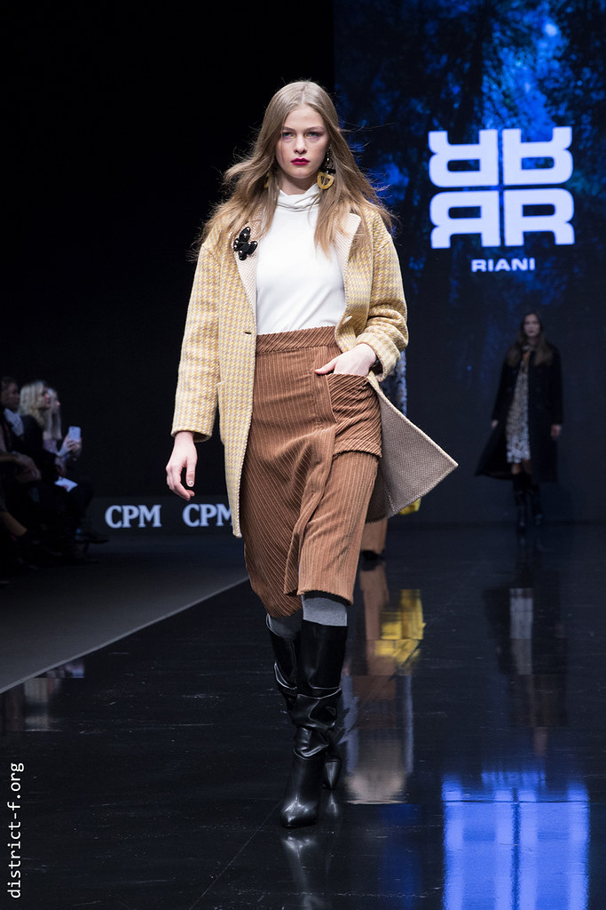 DISTRICT F — Collection Première Moscow AW19 — CPM Selected vfr4