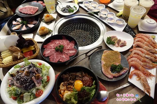 燒BAR 新竹燒肉吃到飽 干貝 菲力牛 松阪豬 手搖杯飲料無限暢飲 (34)