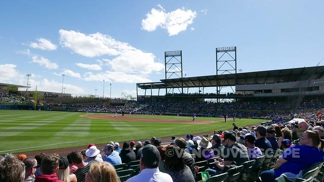 MLB Spring Training at Salt River Fields