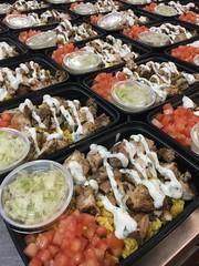FitEx Meals Street Cart Chicken