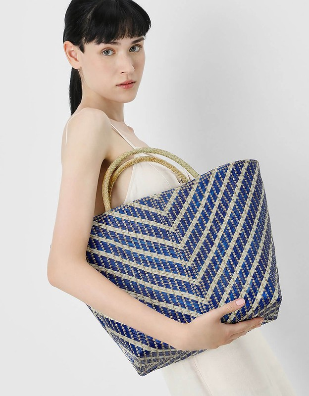 Charles & Keith x Woven
