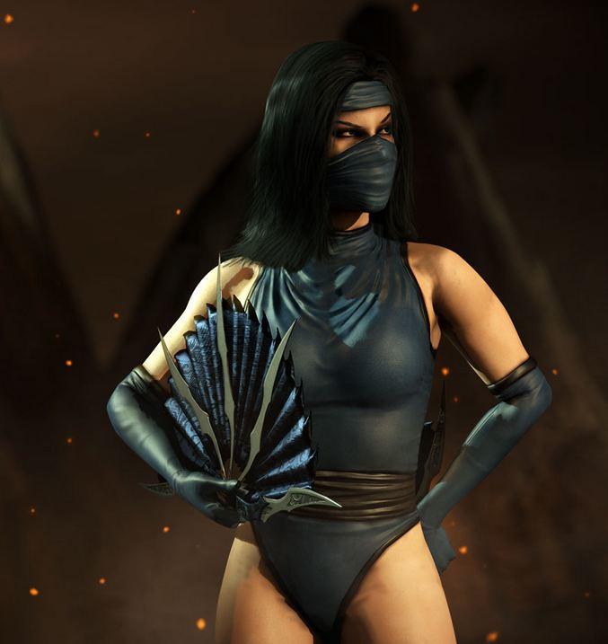 Mortal Kombat XL - Kitana Klassic