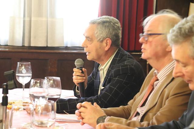 """GVCECR Dn. Gaspar Martínez Fernández de Larrinoa """"Transhumanismo: ¿Futuro posible o ideología?"""