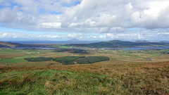 View of Valentia Island from the Coomanaspic Pass
