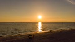 Treasure Island Beach Sunset