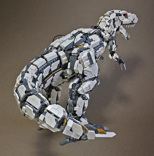 LEGO Mecha Tyrannosaur Mk2-04