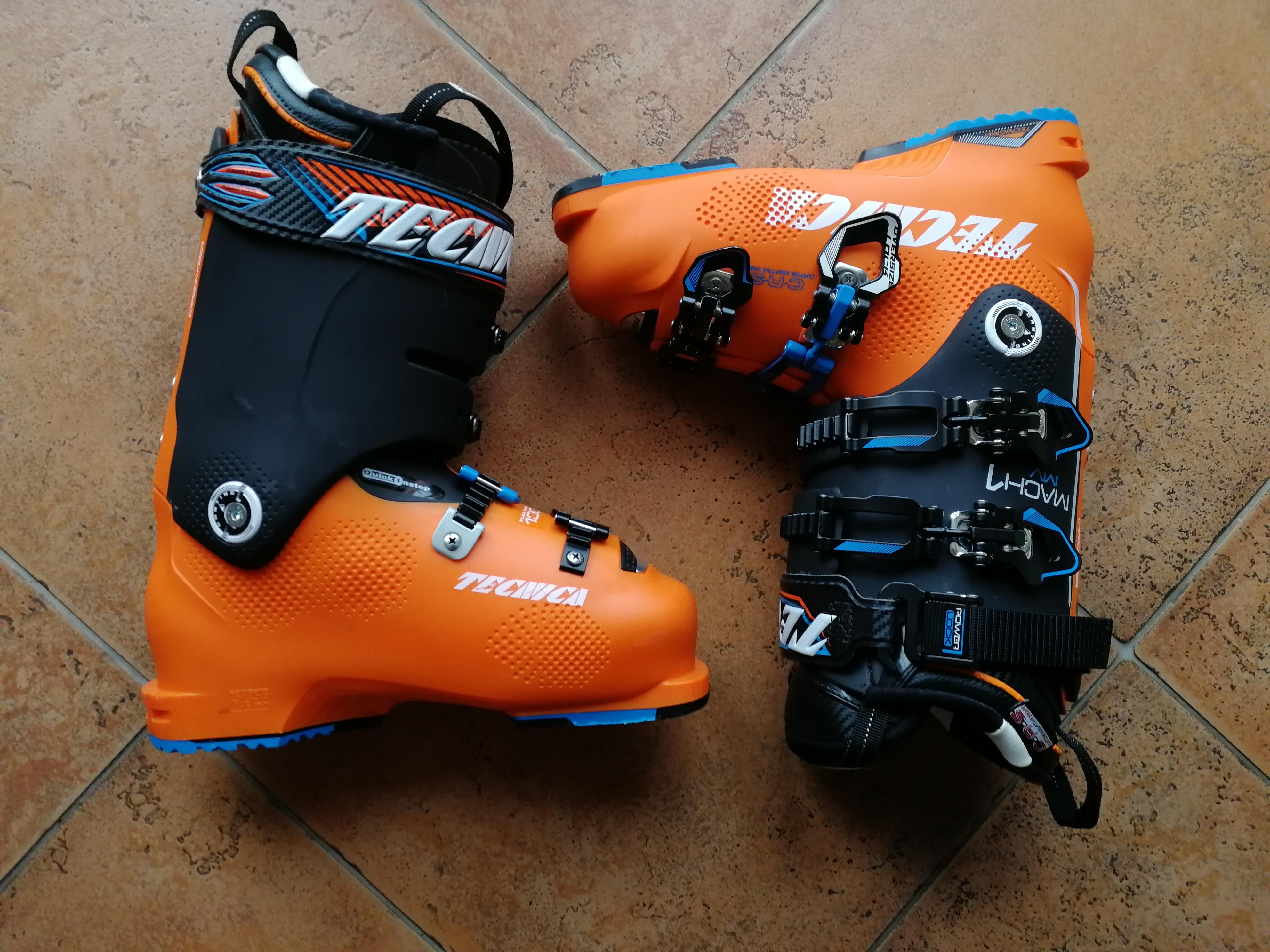 Lyžařské boty Tecnica Mach1 MV - Bazar - SNOW.CZ 7836350206