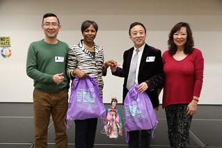 January 23 '19 Quanzhou Marionette Show at E3 Civic High School