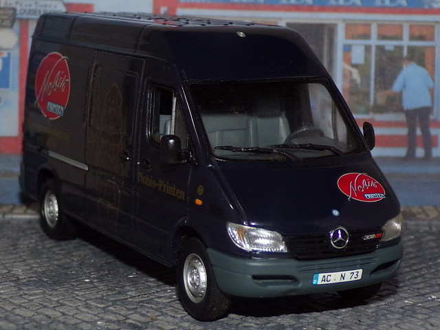 Mercedes Benz Sprinter - 2001 - Noblis