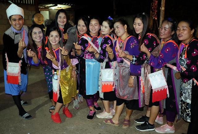 Lisu New Year