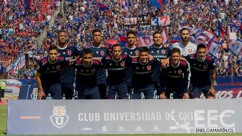 Universidad de Chile 1 - Unión Española 2