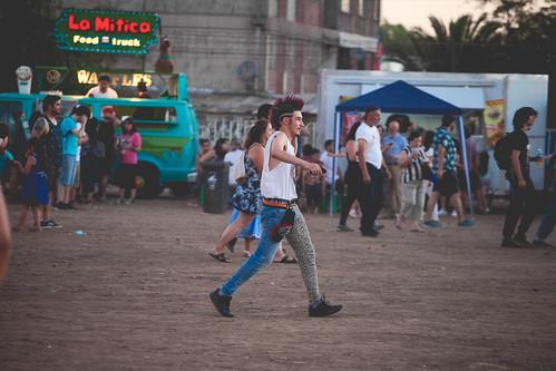 Rock por el Mapocho 2019 Banda Los Miserables