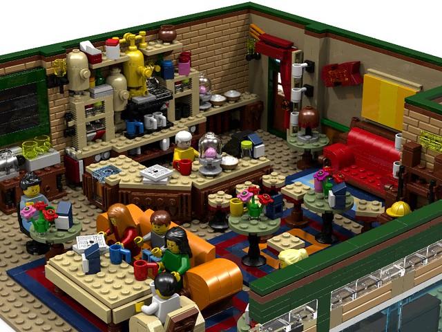 經典可愛的「汽船威利號」、《六人行》中難忘的「中央公園咖啡館」即將商品化!! 2018年樂高IDEAS 作品第二波審核結果公開~