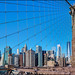 NYC and Brooklyn Bridge