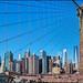 NYC and Brooklyn Bridge