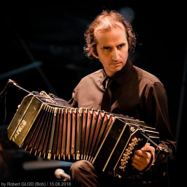 Luxembourg, MeYouZik Festival - Müller & Makaroff (Gotan Project) presents the Plaza Francia Orchestra (FRA)