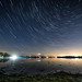 Port Meadow Star Trails by otattersall