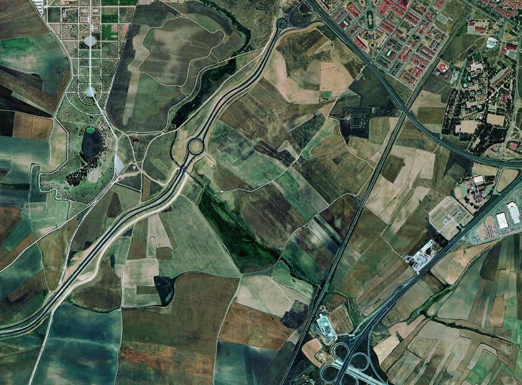 leganés (oeste), madrid, en plan el sector 4, antes, urbanismo, planeamiento, urbano, desastre, urbanístico, construcción