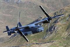 """USAF CV-22 Osprey""""knife 71"""""""