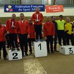 Championnat Régional de Pétanque Sport Adapté - zone Rhône - Saint-Chamond (42) - 9 février 2019