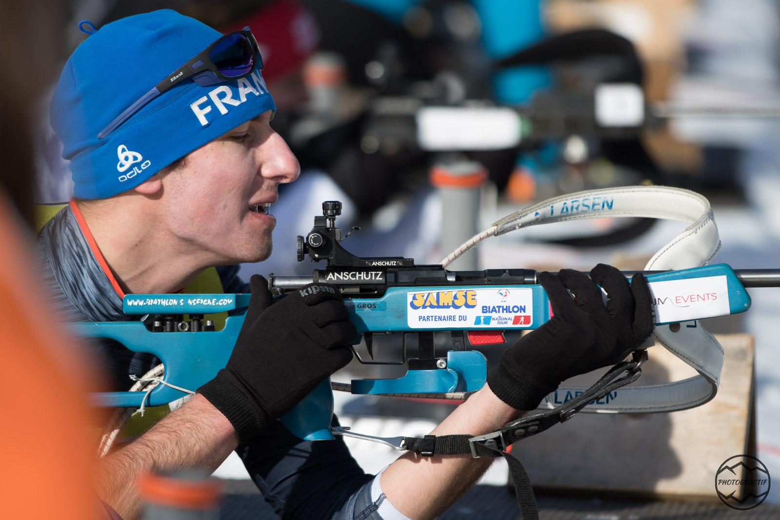 Biathlon Alpinum Les Contamines 2019 (65)