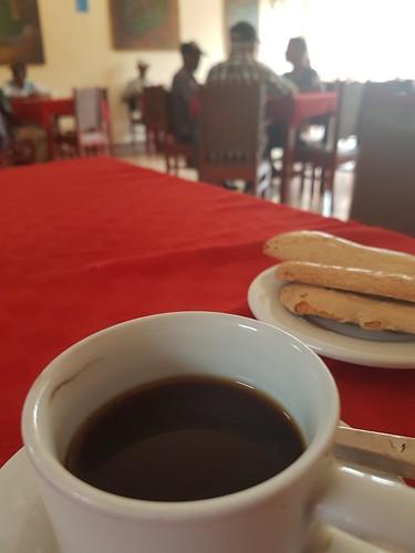 Café Coffee House Gastronomy Guantánamo-City Cuba Oriente Provincia de Guantánamo © Kaffeehaus Gastronomie Ost-Kuba Lateinamerika ©