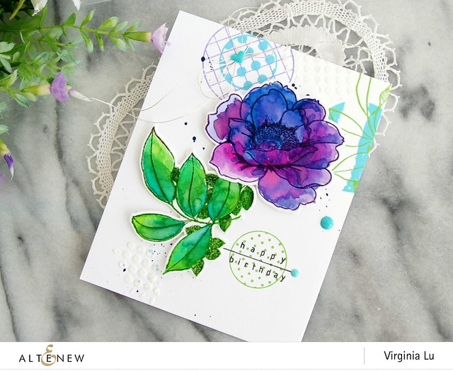 Altenew-WallpaperArtStampDieBundle-Virginia#3