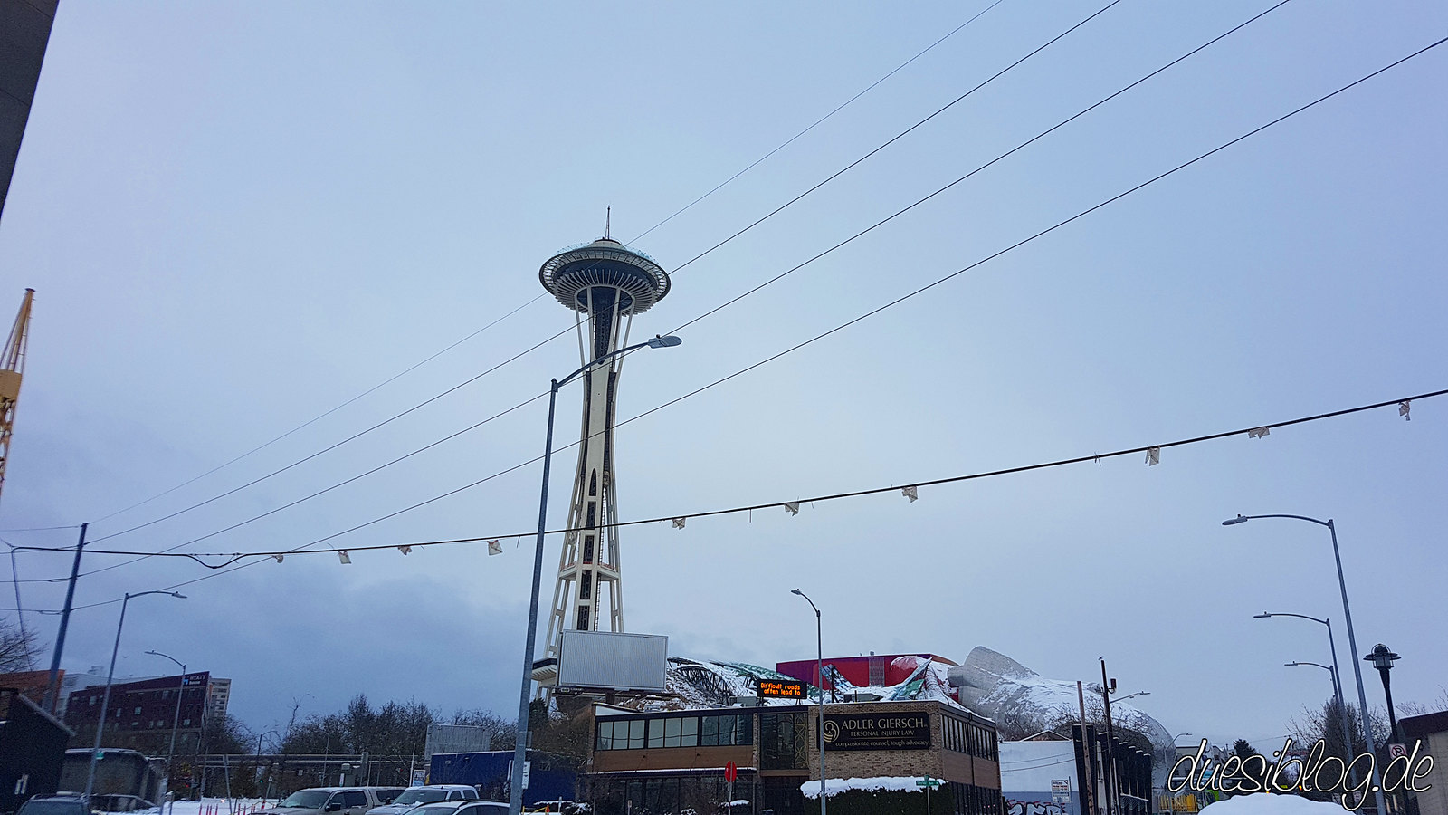 Seattle Washington travelblog duesiblog 12 Space Needle