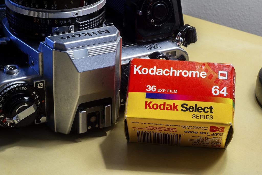 Classic Film Review - Kodak Kodachrome 64