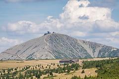 Běžecká trasa přes Krkonoše aneb z Harrachova na Luční boudu
