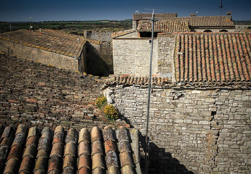 Monfalco Murallat