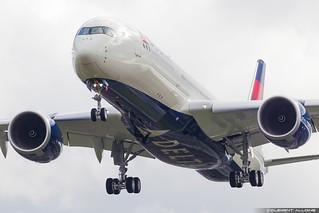 Delta Air Lines Airbus A350-941 cn 267 F-WZGE // N512DN