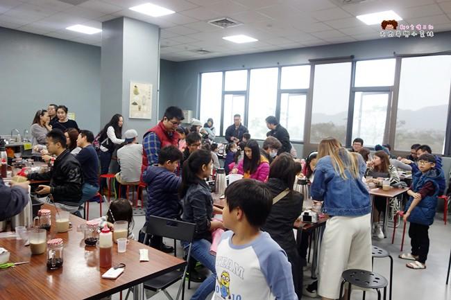 奇麗灣珍奶文化館 宜蘭親子景點 觀光工廠 燈泡珍珠奶茶 DIY 綠建築 (16)