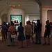 Barack Obama by Kehinde Wiley - National Portrait Gallery, Washington DC