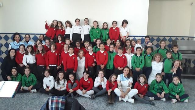"""Coro de primaria """"Luis Amigó"""" - 2019"""