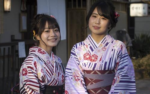 100 Strangers 6/100 Natsuki and Rina