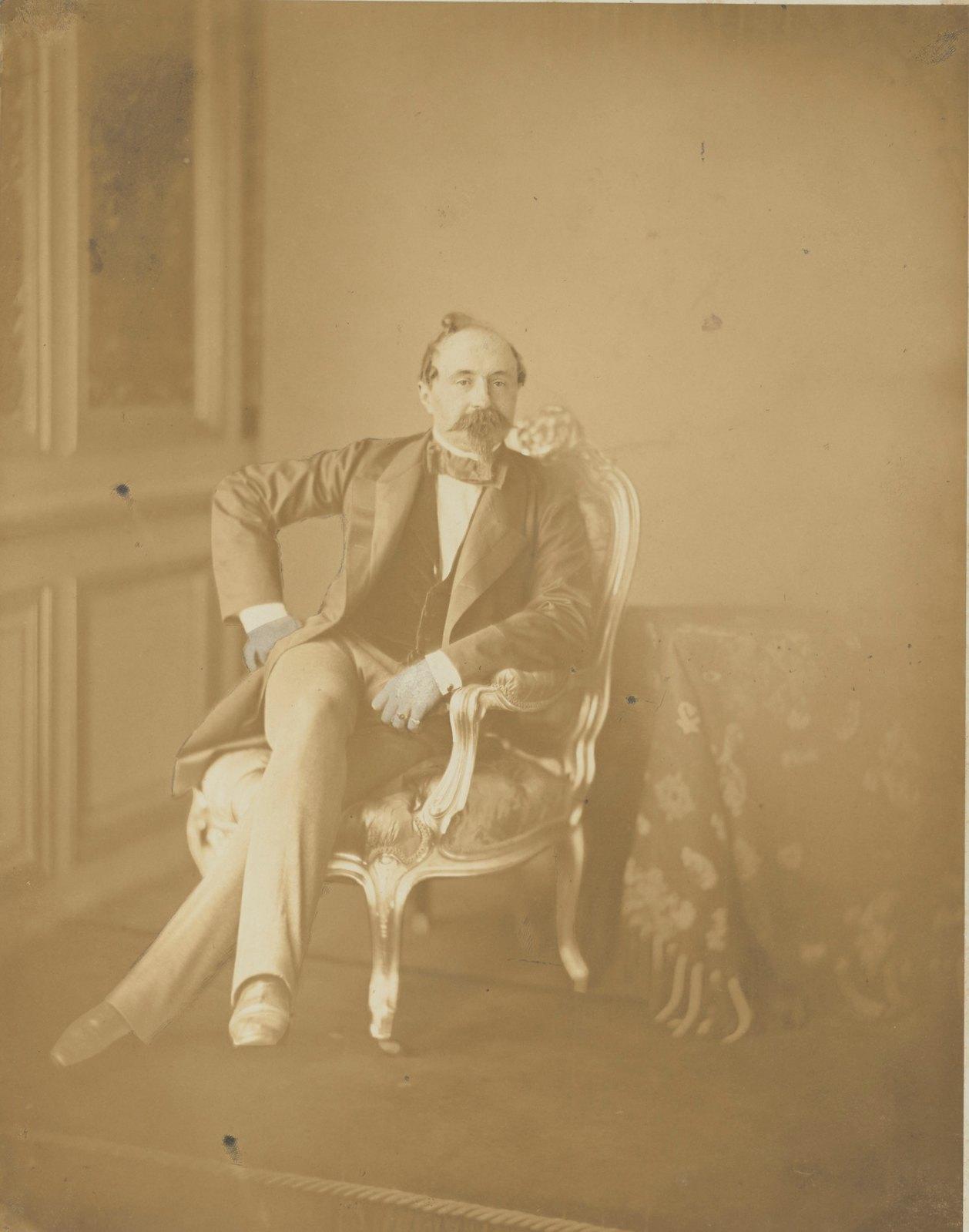 Marquis De Villamarina