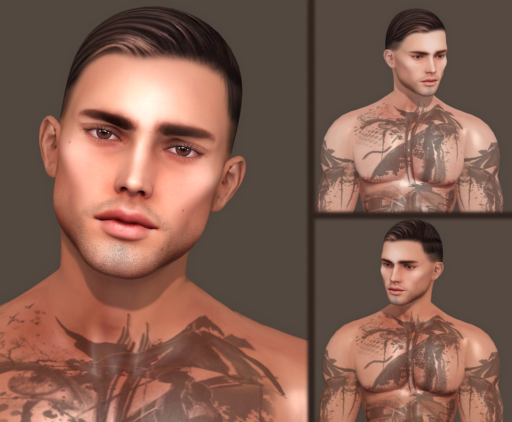 Bradley @Skin Fair 2019