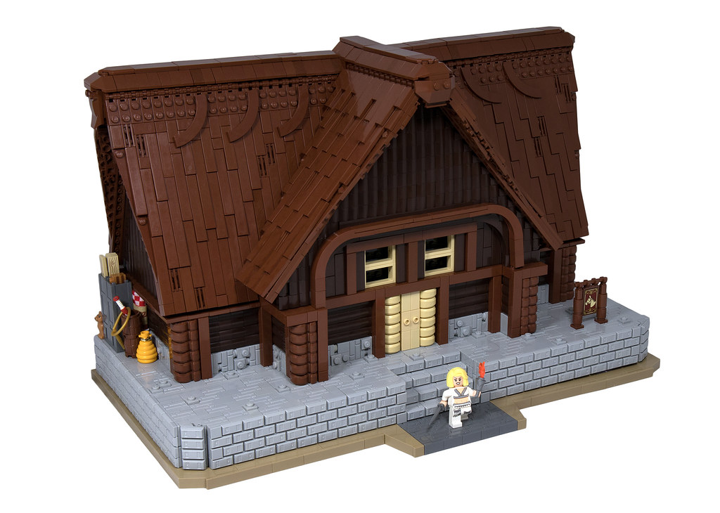 LEGO® MOC by vitreolum: Bruma Tavern