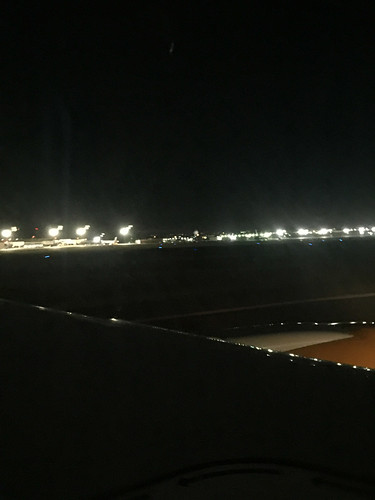 11 - Santo Domingo - Las Americas Airport at Night