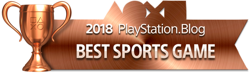 Best Sports Game - Bronze